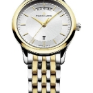Maurice Lacroix Les Classiques Day/Date Watch Gold Palted