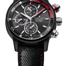 Maurice Lacroix Pontos S Extreme Black Case Watch