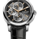 Maurice Lacroix Pontos Chronograph Watch Leather