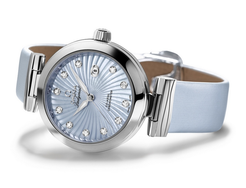Omega De Ville Ladymatic Watch 425.32.34.20.57.002