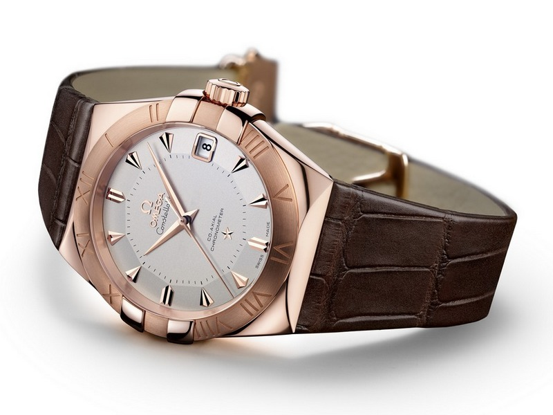 Omega Constellation Sedna Watch