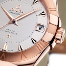 Omega Constellation Sedna Watch Dial