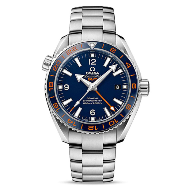 Omega Seamaster Planet Ocean 600m GoodPlanet GMT Watch