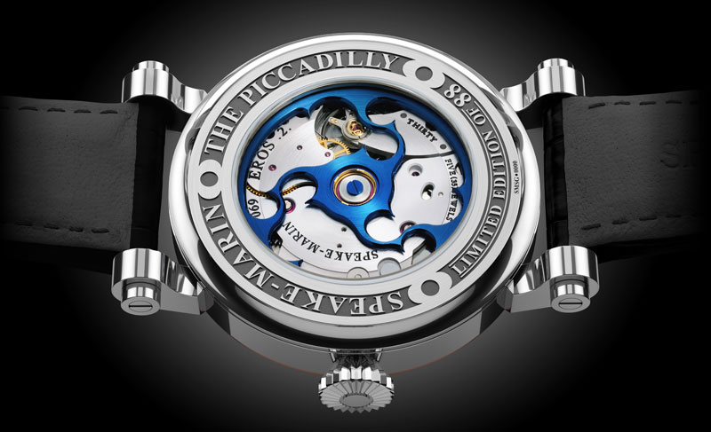 Speake-Marin Triad Watch Caseback