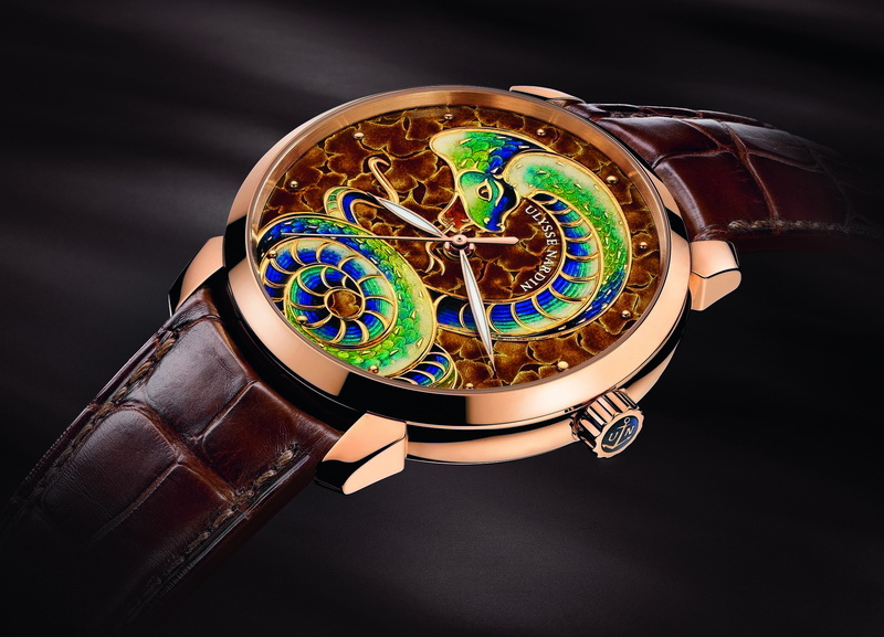 Ulysse Nardin Classico Serpent Watch