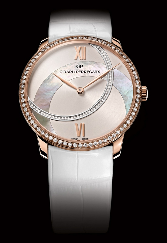Girard-Perregaux 1966 Lady 38 mm Watch