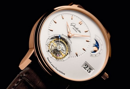 Glashütte Original PanoLunar Tourbillon Watch