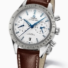 Omega Speedmaster 57 Co-Axial Chronograph Watch Titanium