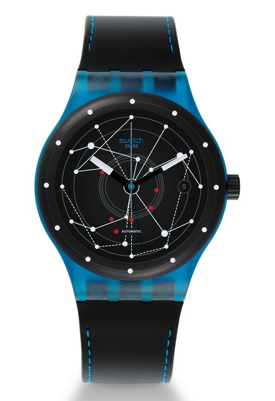 Swatch Sistem51 Watch Front