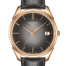 Tissot Vintage Quartz Black Dial Watch