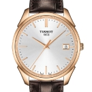 Tissot Vintage Quartz Red Gold Watch