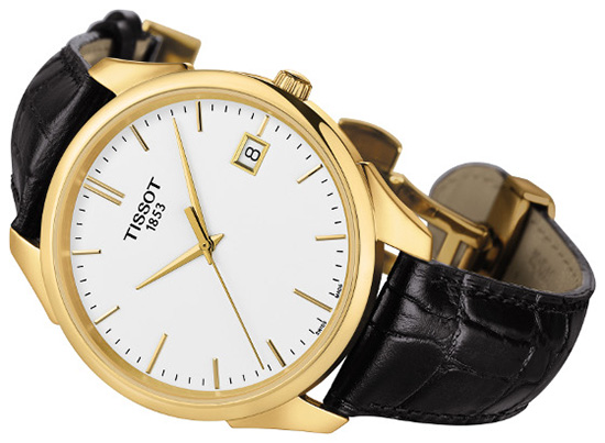 Tissot Vintage Quartz Watch Front