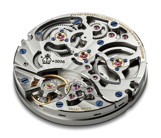 Caliber A&S1016 Movement