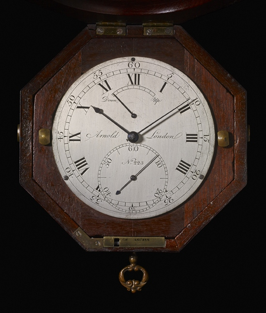 Marine Chronometer Eight-Day Movement