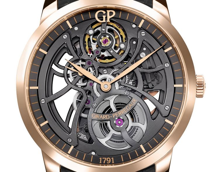 Girard-Perregaux 1966 Skeleton Watch Dial