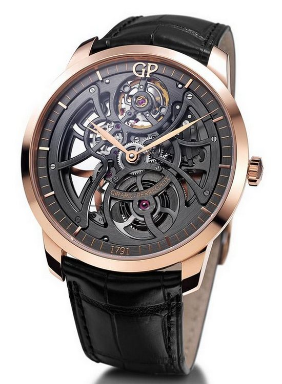 Girard-Perregaux 1966 Skeleton Watch