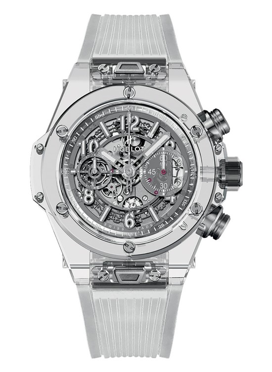 Hublot Big Bang Unico Sapphire Watch Front