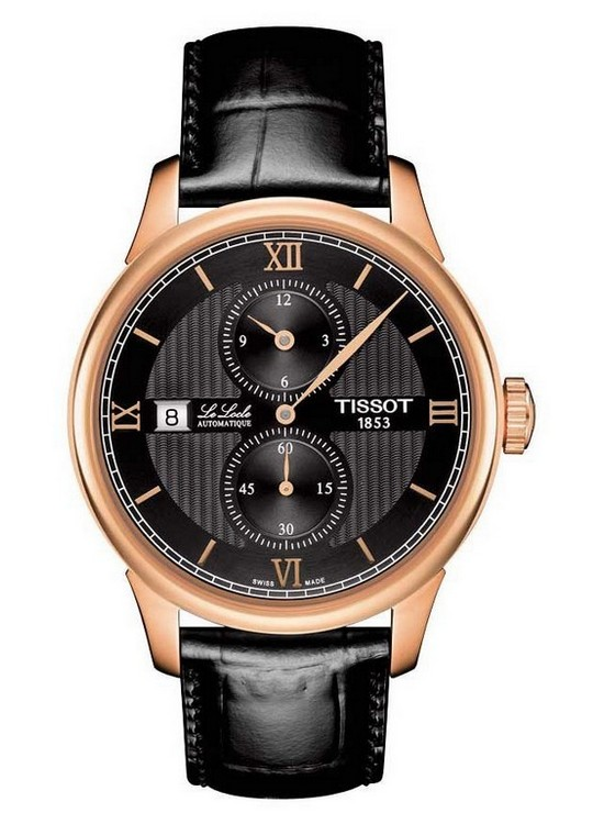Tissot Le Locle Régulateur Watch T006.428.36.058.02