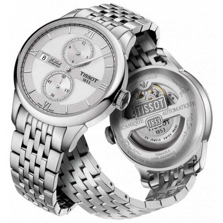 Tissot Le Locle Régulateur Watch
