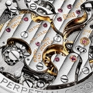 Chopard L.U.C Perpetual Calendar Chrono Watch - Case Back Detail
