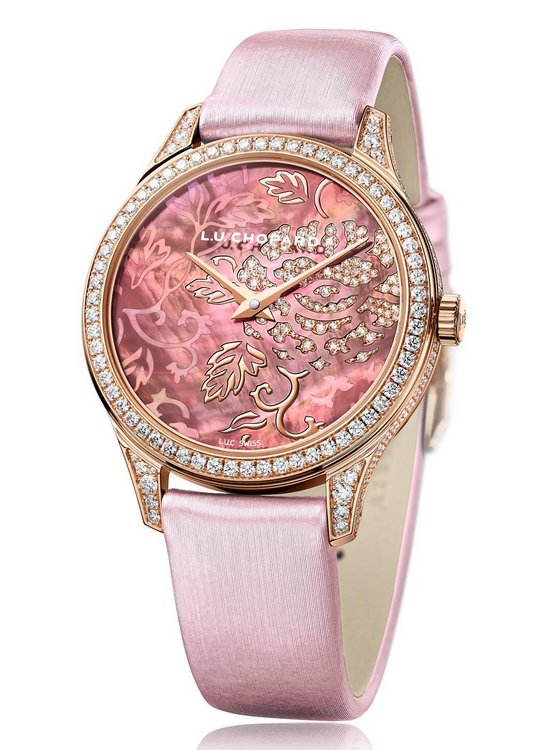 Chopard L.U.C XP 35 mm Esprit de Fleurier Peony Watch