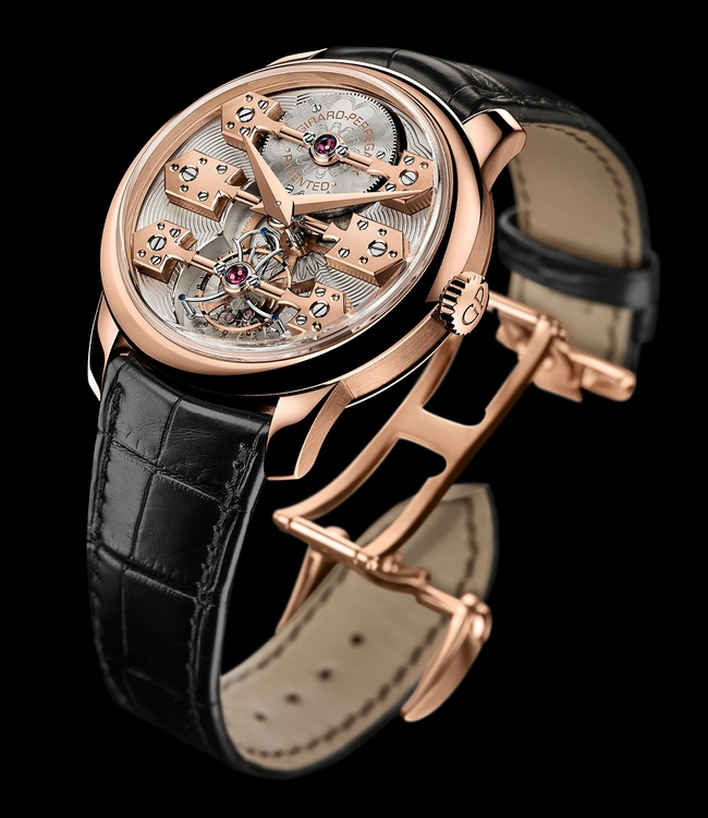 Girard-Perregaux La Esmeralda Tourbillon Watch