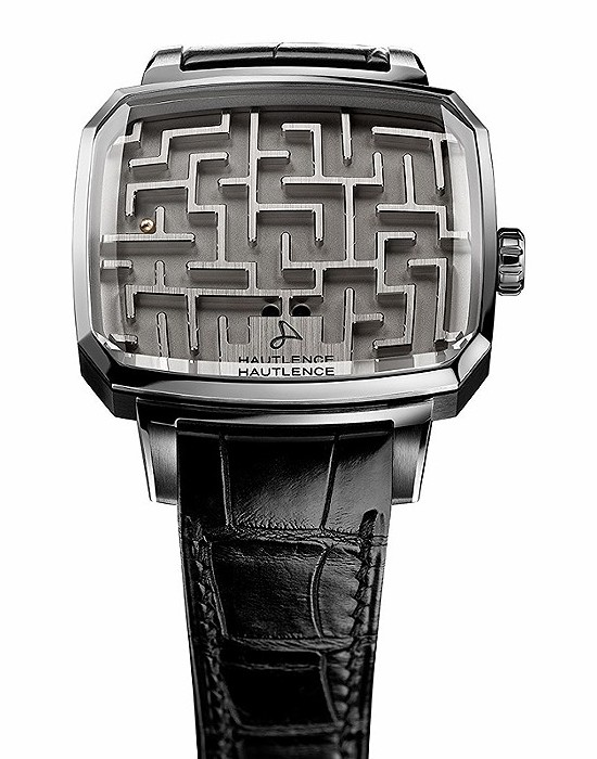 Hautlence Playground Labyrinth Watch White Gold