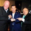 Biver Chavez Sulaiman Hublot King Power WBC Watch