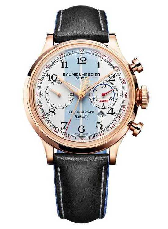 Baume & Mercier Capeland Shelby Cobra Watch for Antiquorum