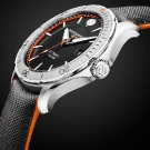 Baume et Mercier Clifton Club Watch Profile