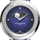 Baume et Mercier Promesse Moon Phase Watch Dial