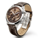 Baume & Mercier Capeland Chronograph 42 mm Watch 10083 Side