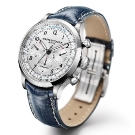 Baume & Mercier Capeland Chronograph 44 mm Watch 10063 Side View