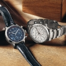 Baume & Mercier Capeland Chronograph 44 mm Watches 10064 and 10065