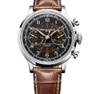 Baume & Mercier Capeland Flyback Chronograph Black Dial Watch