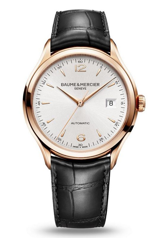 Baume Mercier Clifton Automatic 10058 Watch Front