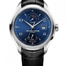 Baume & Mercier Clifton GMT Power Reserve Watch