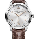 Baume & Mercier Clifton Small Seconds Watch 10054 Front