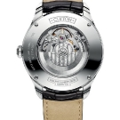 Baume & Mercier Clifton Small Seconds Watch Caseback