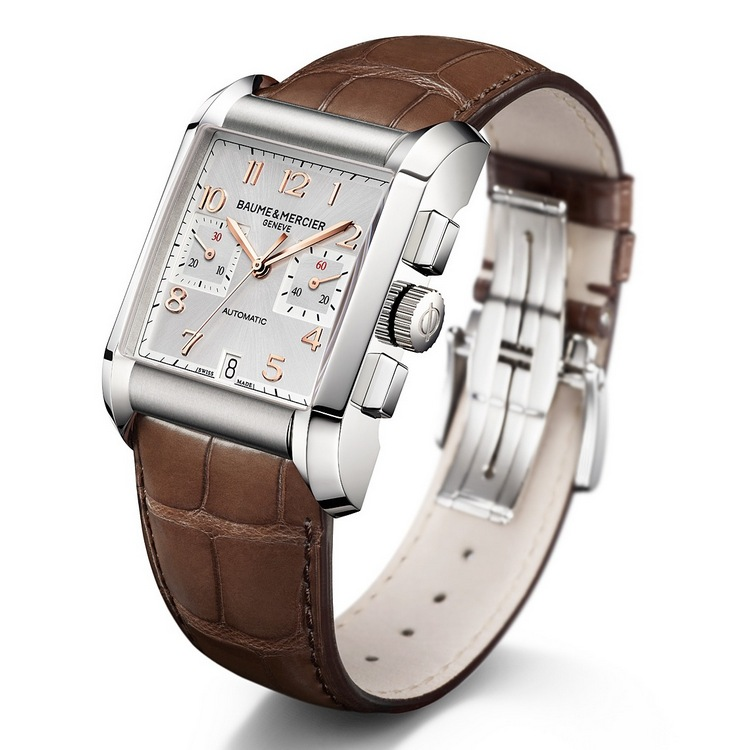 Baume &amp; Mercier Hampton Chronograph 10029 Watch