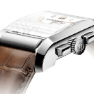 Baume & Mercier Hampton Chronograph 10029 Watch Side View