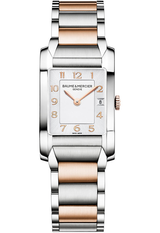 Baume Mercier Hampton Lady 10108 Watch