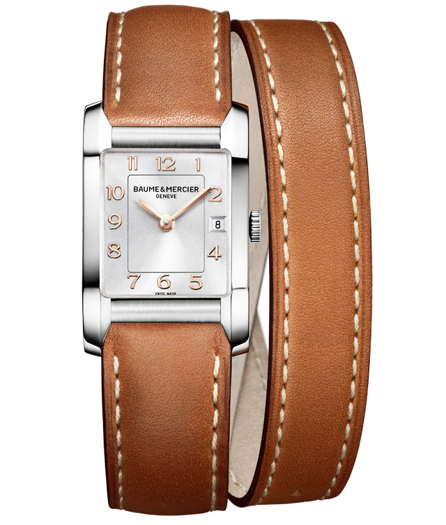 Baume Mercier Hampton Lady 10110 Watch