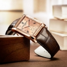 Baume & Mercier Hampton Small Seconds in Rose Gold Watch