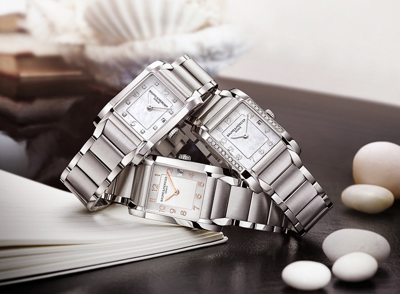 Baume & Mercier Hampton Women Small Watches