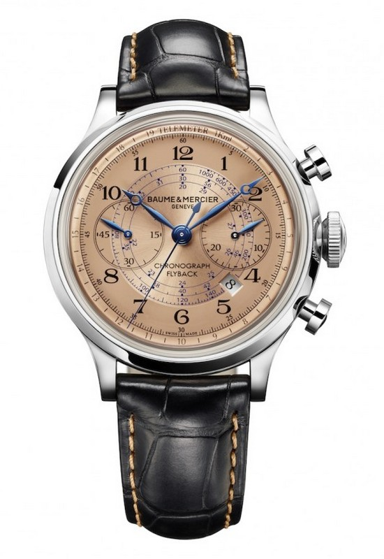 Baume & Mercier Capeland Flyback Chronograph US Limited Edition Watch