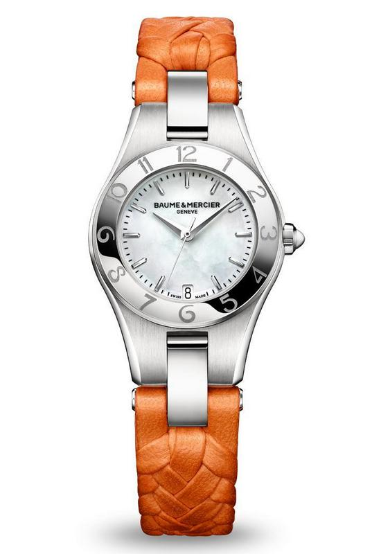 Baume & Mercier Linea 10115 Watch