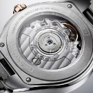 Baume & Mercier Two-Tone Linea Automatic 10073 Watch Caseback