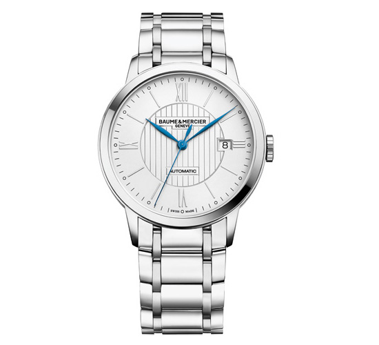Baume & Mercier 2015 Classima Steel Watch