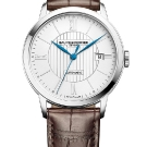 Baume & Mercier 2015 Classima Brown Leather Watch